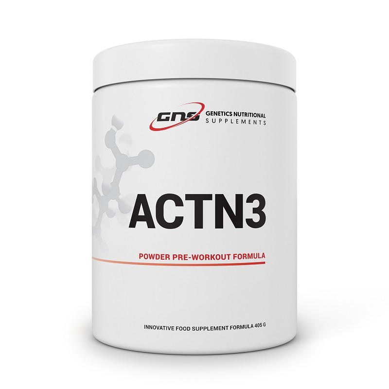 BCAA - BRANCHED CHAIN AMINO ACIDS 2:1:1 GENETICS NUTRITIONAL SUPPLEMENTS